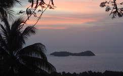 Karib tenger - Kis Antillak - Guadeloupe - Pigeons szigetek