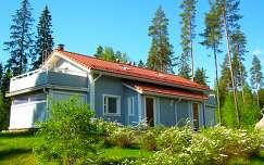 Finnország, faház
