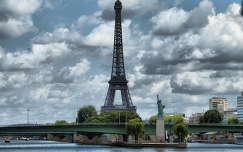 Eiffel-torony,Párizs,Franciaország