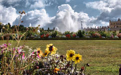 a versaillesi kastély kertje,Franciaország,Dynamic Photo HDR 5