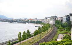 Budapest a Nemzeti Színház felől