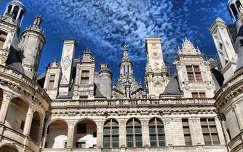 a Chambord-i kastély,Franciaország