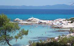 Görögország, Chalkidiki, Orange Beach