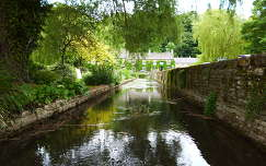 Bibury, Cotswolds, Anglia