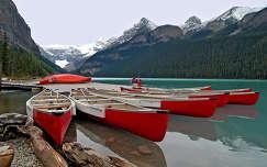 Lake Louise, Banff Nemzeti Park, Kanada