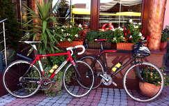 kerékpáros csendélet