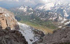 Pordói hágó,Dolomitok,Olaszország