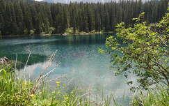 Karer tó,Dolomitok ,Olaszország