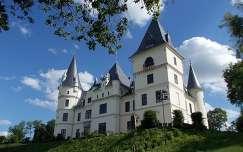 Tiszadob, Andrássy-kastély