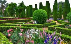 CÓRDOBA-SPAIN, Jardin Alcázar