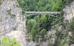 Mária híd Neuschwanstein váránál,Németország