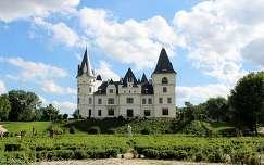 Magyarország, Tiszadob, Andrássy-kastély