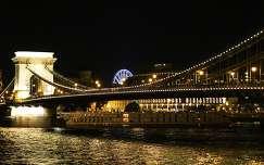 Budapest, Lánchíd és Sziget Eye