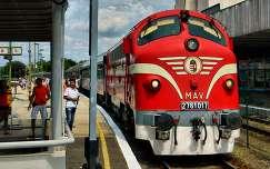 Balatonfüredi vasútállomás-Fotó:Szolnoki Tibor