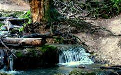 Szilvásvárad: Fátyol-vízesés közelében