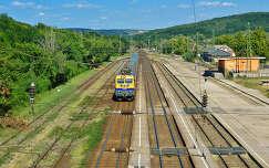 Pécel vasútállomás-Fotó:Szolnoki Tibor