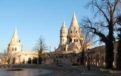Halászbástya, Budapest, Magyarország