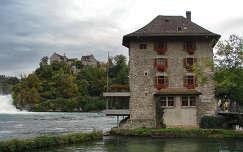 Rheinfall, Svájc