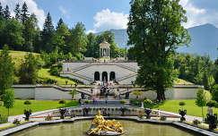 Németország,Linderhofi kastély