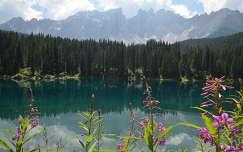 Olaszország, Karer tó