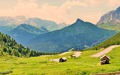 Olaszország, Dolomitok