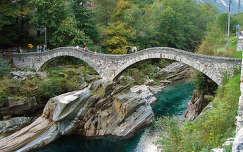 Ponte dei Salti hídnál