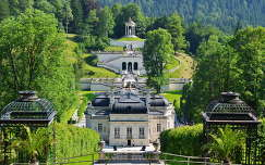 Németország, Linderhofi kastély