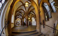 Németország, München, Városháza belülről