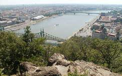 Budapest a Gellért-hegyről