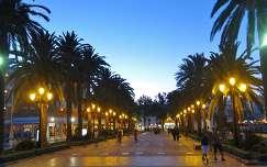 NERJA-ANDALUCIA, SPAIN, BALCON DE EUROPA