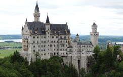 Neuschwanstein vára, Németország