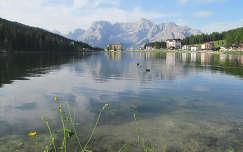 Misurina tó/ Dolomitok