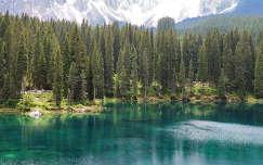 Karer tó,Dolomitok,Olaszország