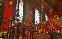 HAARLEM-HOLLAND, Church converted into a Brewery