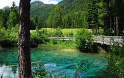 Tengerszem, Alpok, Ausztria