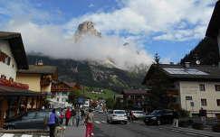 Corvara in Badia, Olasz Alpok, Olaszorszag