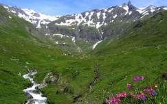 Grossglockner, Alpok, Ausztria