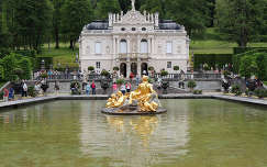 Linderhofi kastély,Németország