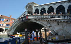 Rialto hid, Velence, Olaszorszag