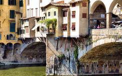 Ponte Vecchio,Firenze,Olaszország