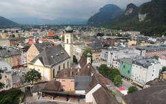Kufstein a várból,Ausztria