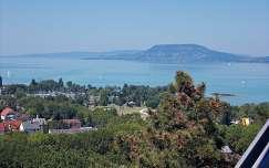 Magyarország, Balatonboglár, kilátás a Gömbkilátóból