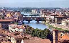 látkép,Firenze,Olaszország