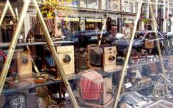 öreg harmonikások Prágában