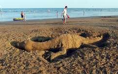 Adria,homokgyík.
