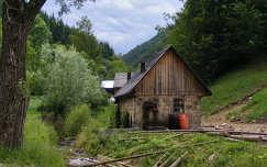 patak ház erdély faház románia