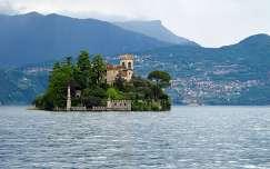 Iseo tó, Isola di Loreto