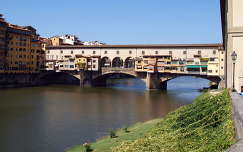 Ponte Veccio,Firenze,Olaszország