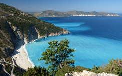 Görögország - Kefalónia - Myrtos-beach