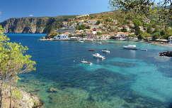 Görögország - Kefalonia - Assos
